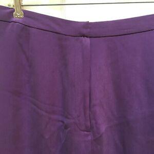Diane-Von-Furstenberg-Silk-Assets-Straight-Skirt-1X-Purple