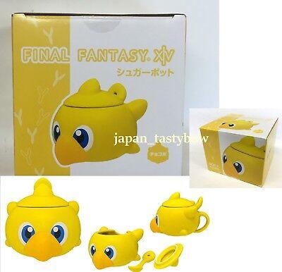 Final Fantasy XIV Sugar pot Chocobo Square Enix PS F/S from Japan