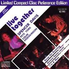 Spencer Davis Live together (1984, Inak, & Pete York, Colin Hodgkinson) [CD]