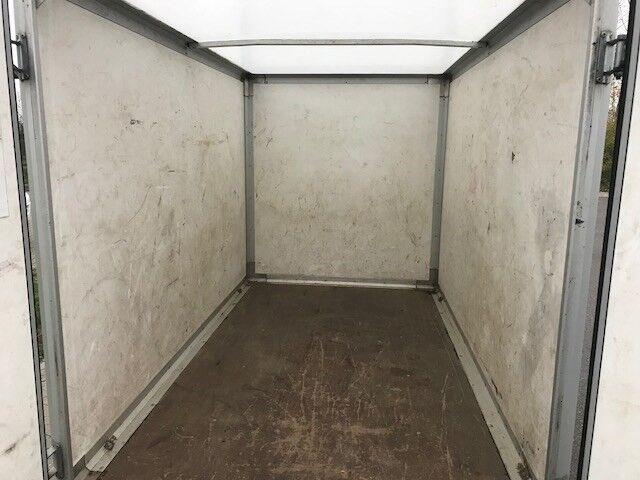 Cargotrailer, Variant B 715 C2 Årg. 2013, lastevne (kg):