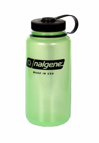 20 Colors Nalgene Tritan Wide Mouth BPA-Free  32 Ounce Water Bottle