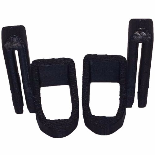 Twin Pack Magazine Holders for Century Arms Canik TP9V2 9mm Pistol Magazine