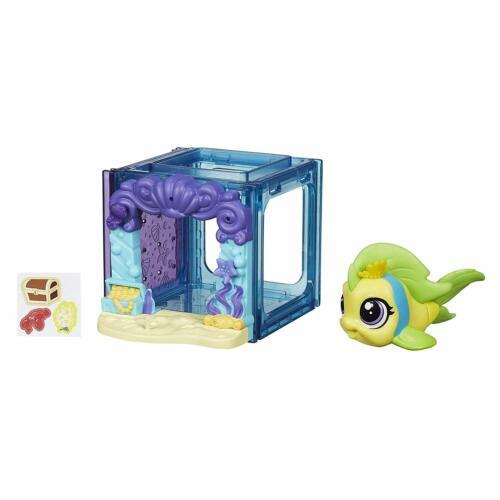 Littlest Pet Shop Mini Style Set with Fish Figure
