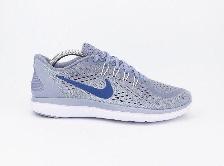 Nike Flex 2017 rn Cielo Azul Oscuro Para Hombre Zapatillas Para Correr 898457 401