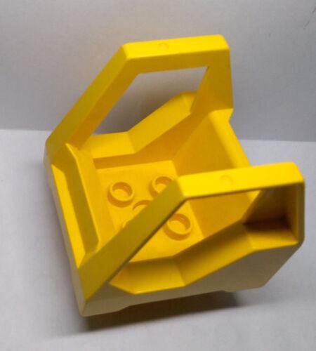 LEGO DUPLO toolo 1x cabina cabina GIALLO 6293