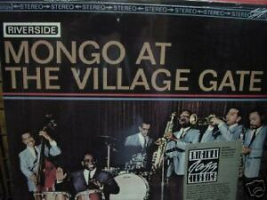 MONGO-SANTAMARIA-Live-Village-Gate-1963-RIVERSIDE-REMASTER-PHIL-DE-LANCIE-LP