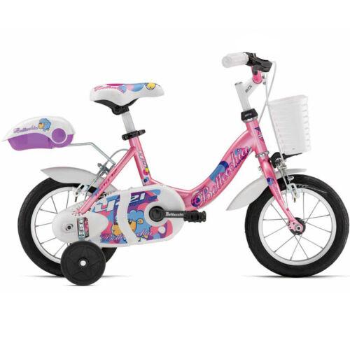 Kinderfahrrad 12 Zoll Bottecchia C013 Mädchenrad Fahrrad Kinderrad Stützräder