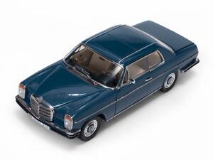MERCEDES-BENZ-220-8-Strichachter-W115-Coupe-blau-blue-4574-1973-NEU-Sunstar-1-18