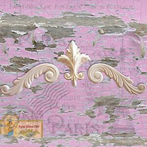 Shabby-Chic-Furniture-Molding-Furniture-Applique-Carving-Scrolls-Decor-Art-Onlay
