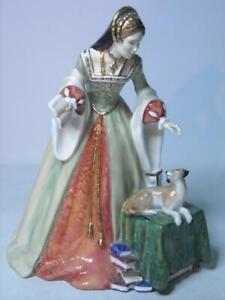 Royal-Doulton-LADY-JANE-GREY-Limited-Edition-Figurine-2651-10-Photos-HN-3680