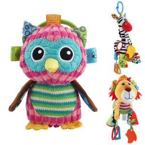 Baby-Crib-Cot-Pram-Lion-Hanging-Rattles-Spiral-Stroller-Car-Seat-Toy-Home-Use