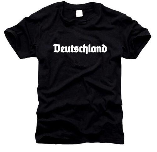 Herren-T-Shirt S bis XXL Gr Deutschland