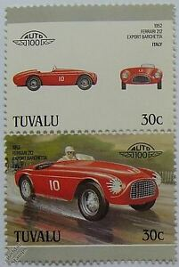1952-Ferrari-212-Export-Car-Stamps-Leaders-of-the-World-Auto-100