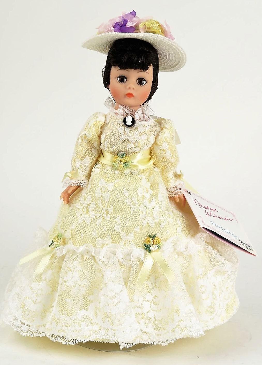 Madam Alexander Portrettes Doll Daisy