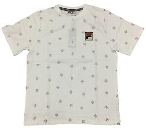 Fila-White-Reign-T-Shirt
