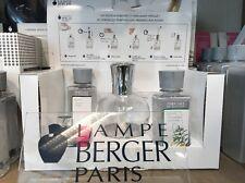 LAMPE BERGER XL Starterset Rund Parfüm Zitronenverbene & Neutral Neu