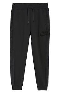 Jogger Da Casual Uomo Nero Pantaloni Nike Velluto Xl Tendenza Nuovo Di qRw4YSg