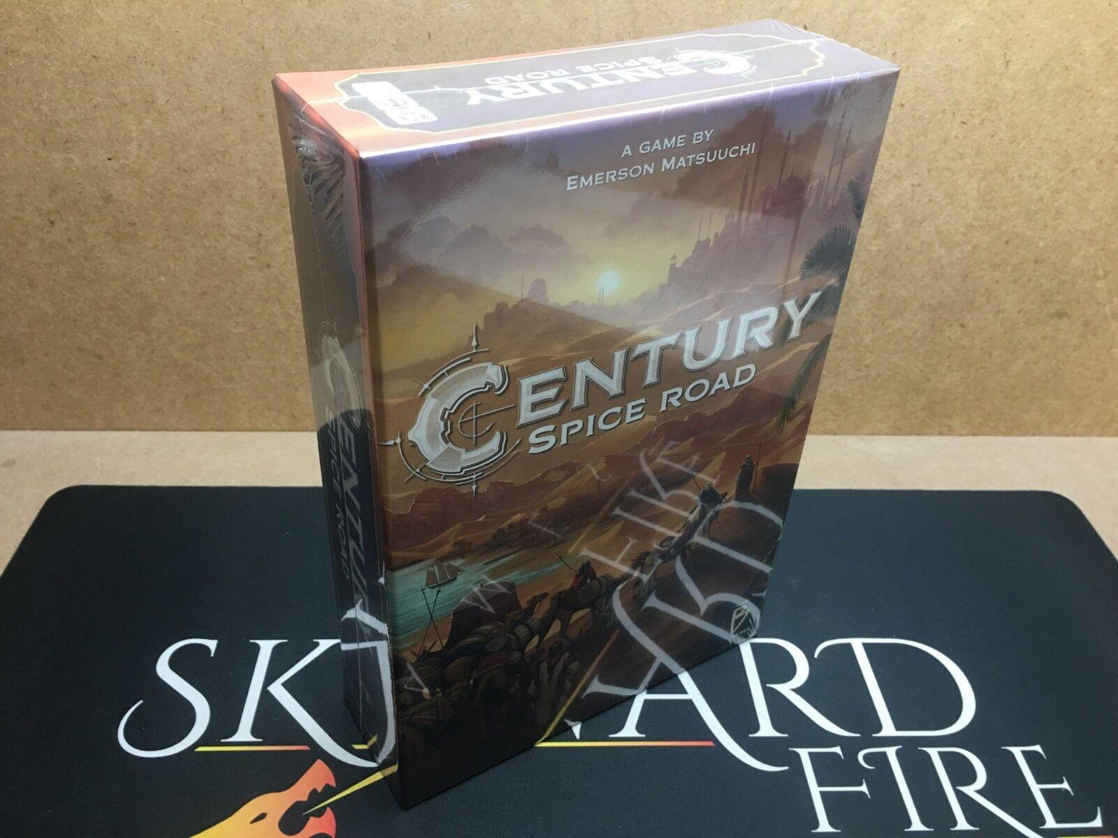 Century  Spice Road - Plan B Games (Genuine Sealed)