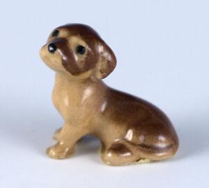 Hagen Renaker Dachshund Dog Puppy