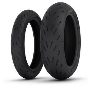 HONDA CBR 600 F 1999 Michelin ROAD 5 Tyre Pairs 120//70ZR17 180//55ZR17