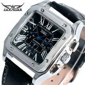 JARAGAR-Auto-Date-Army-Square-Shape-Military-Automatic-Mechanical-Wrist-Watch