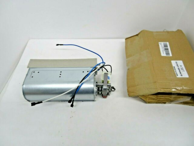 Direct store Parts Kit DN101 Replacement Fireplace Blower Heating Silver
