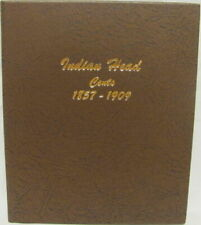 Dansco Replacement Page 5-7100//8100;1-7102//8102 Lincoln Memorial Cents 1959-1973