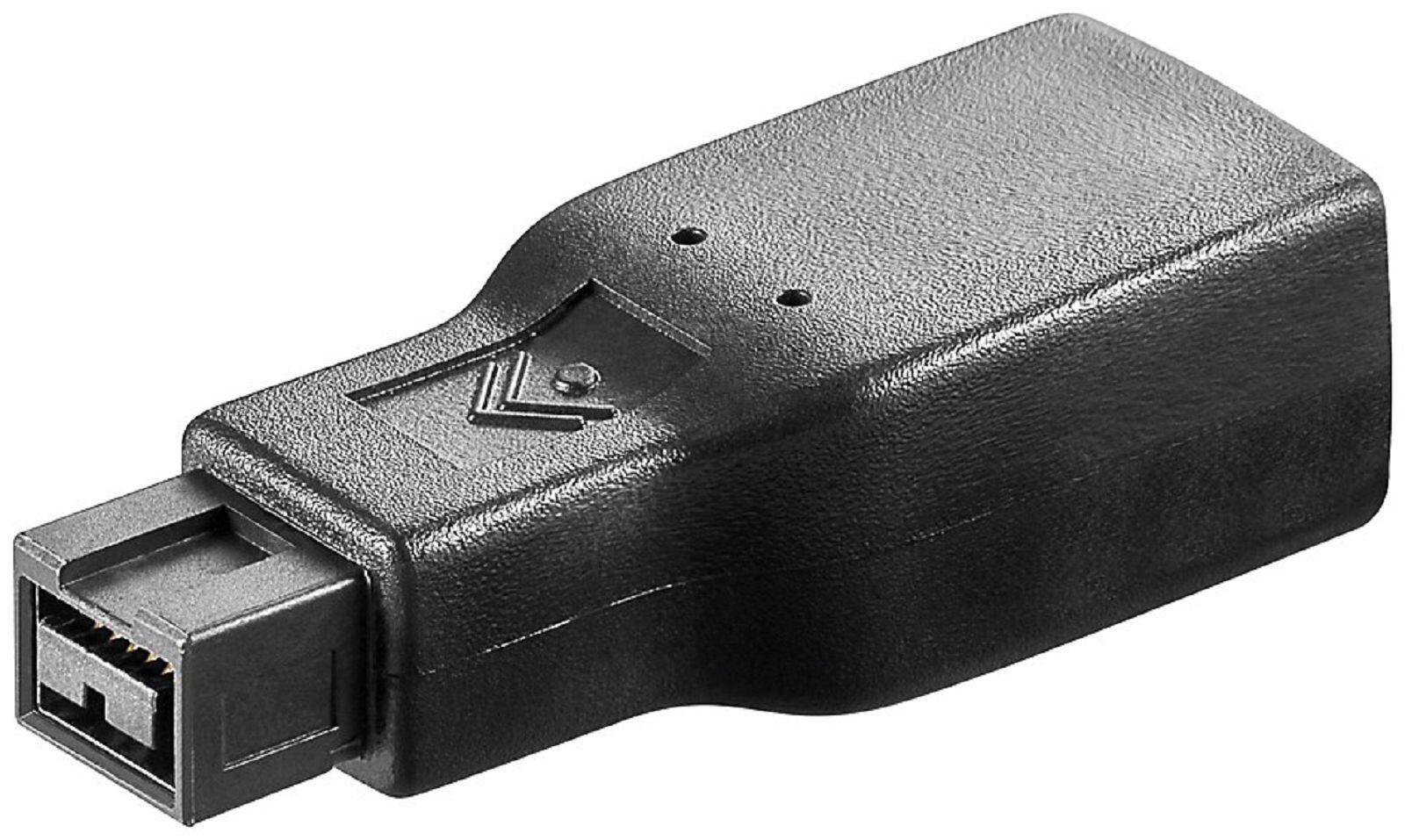 Firewire Adapter 6pol Socket On 9pol Plug #o486