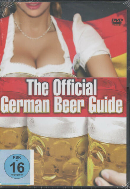 The Official German Beer Guide DVD NEU How Do I Brew My Own Beer