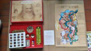 Leonardo Games Of Arms Of Art And Power Nouveau!   Jeu de société par exemple