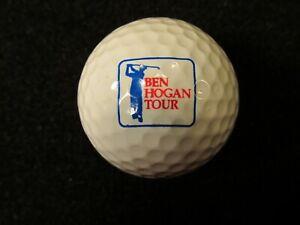 NEW Vintage Ben Hogan Tour Logo Golf Ball Hogan 392 #3 Hogan Tour ...