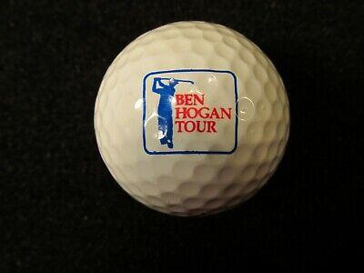 NEW Vintage Ben Hogan Tour Logo Golf Ball Hogan 392 #3 Hogan Tour | eBay