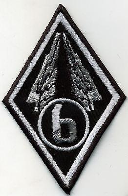 Starship Troopers Mobile Infantry MI PolyUrethane Pin Badge