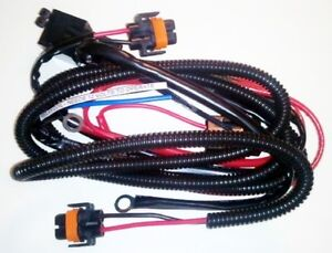 chevy colorado fog light wiring harness 04 05 06 07 08 | ebay 07 wiring harness 07 sierra