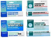 Fougera Hydrocortisone 1 Oz Ant-itch 0.5% Or 1% (max Strength) Cream Or Ointment