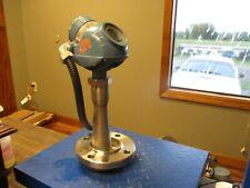 Rosemount 5402af1e63ppebam1q4c1 Radar Level Transmitter Taglt 205 69929t Used