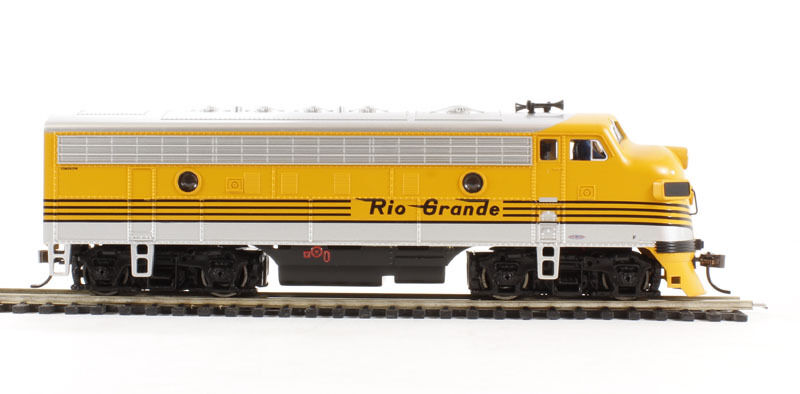 Ho Bachmann D&RG F7-una locomotora Denver & Rio Grand   63707 F-7 - un loco