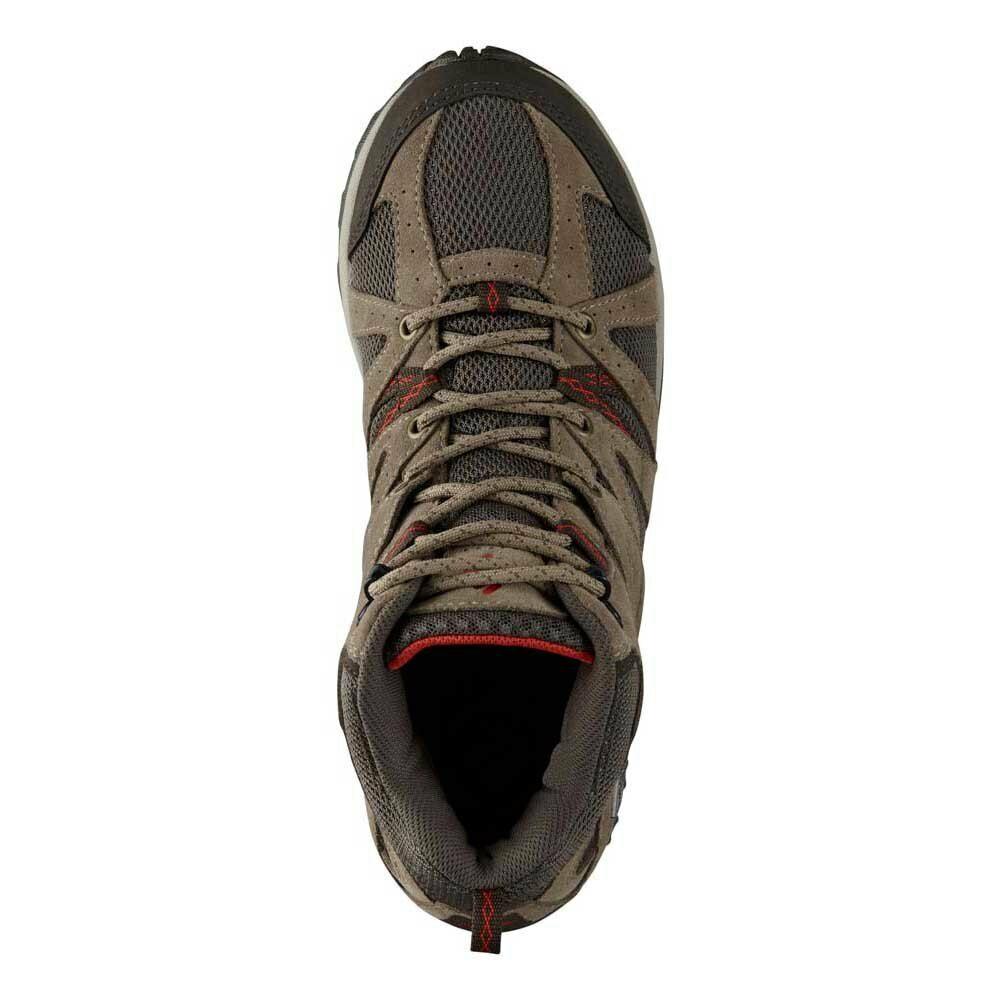 Columbia Mujer Gran Cañón Tenis botas Para Excursionismo Medio impactos, impactos, impactos, 6 94674e