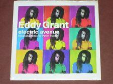 CD SINGLE 2 TITRES / EDDY GRANT / ELECTRIC AVENUE / NEUF SOUS CELLO