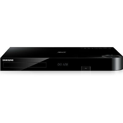 Samsung - BD-H8500 - 3D Blu-Ray Player/HDD Recorder - Twin Tuner