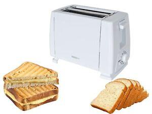 Tostapane per toast piastra tostiera tosta pane con espulsione automatica tost