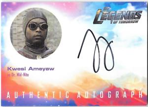 DC-Legends-of-Tomorrow-Auto-Autograph-Card-Kwesi-Ameyaw-Dr-Mid-Nite-KA