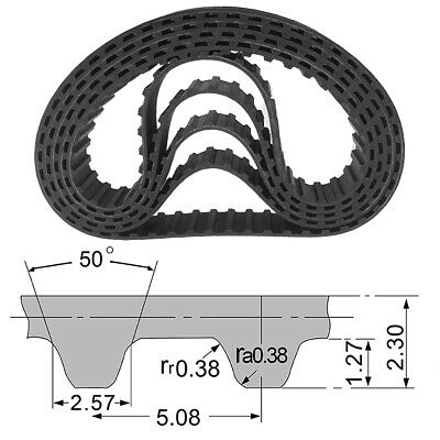 10mm Width 170XL Timing Belt 3//8