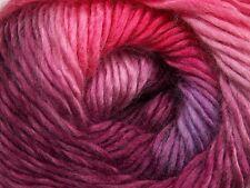 Primadonna 40627 Bouquet Ice Fine Baby Weight Self-Striping Wool Acryl Yarn 100g