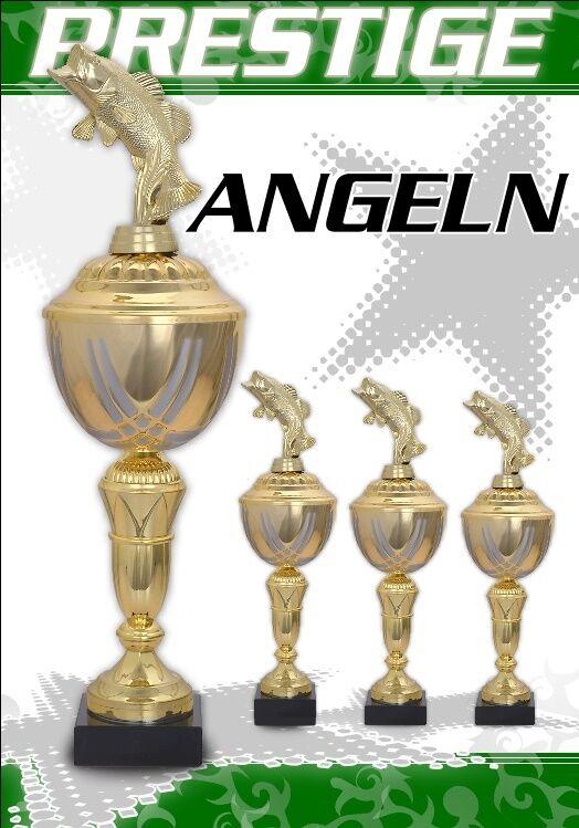 3er Angel trophées gravure Coupe série Coupe pêcher Golden prestige avec gravure trophées + personnage 8d1048