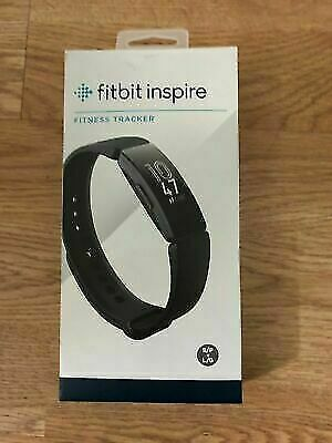 Fitbit Inspire Fitness Activity Tracker - Black