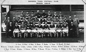 SWINDON TOWN FOOTBALL TEAM PHOTOgt194849 SEASON - Swindon, United Kingdom - Returns accepted Most purchases from business sellers are protected by the Consumer Contract Regulations 2013 which give you the right to cancel the purchase within 14 days after the day you receive the item. Find out more about  - Swindon, United Kingdom