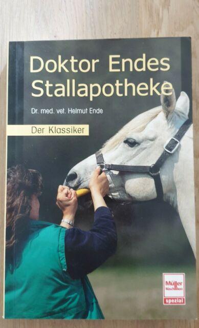 Buch - Dr. med. vet. Helmut Ende - Doktor Endes Stallapotheke  Der Klassiker TB