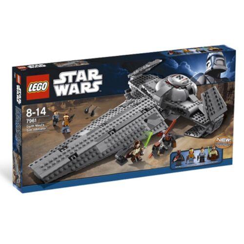 LEGO STAR WARS  Darth Maul/'s Sith Infiltrator 7961 =New= Retired