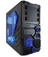 X-sniper Custom Gaming Pc Computer Desktop Quad Core 8gb Nvidia Graphics 1tb